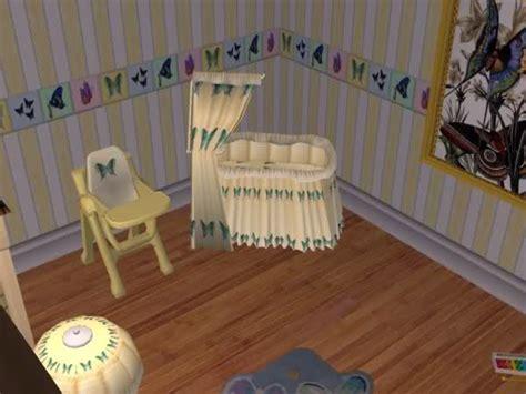 mod the sims wcif this nursery