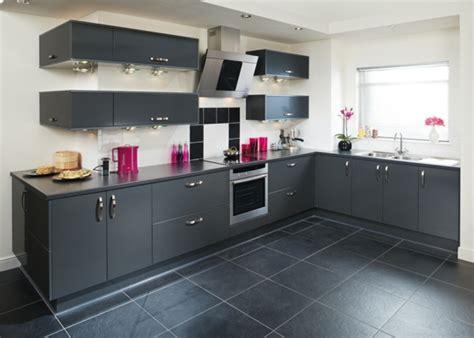 graue und weiße küchen wohnzimmer ideen weiss grau