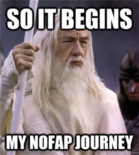 Birthday Meme So It Begins - so it begins so it begins gandalf quickmeme