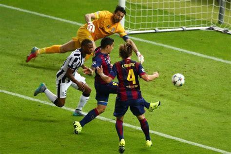 barcelona vs juventus barcelona beats juventus 3 1 in chions league final