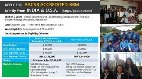 Us Mba Opt India by Oportunity For Students Seeking Career Prospects In U S A