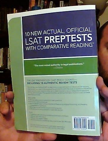 10 new actual official lsat preptests preptests 52 61 lsat series 10 new actual official lsat preptests with comparative