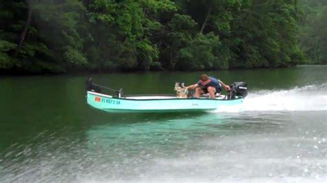 gheenoe layout boat gheenoe classic 32mph youtube