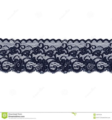 black lace band stock images image 10976104