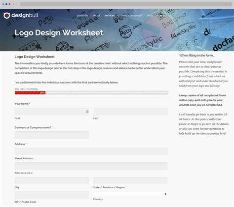 design a logo worksheet logo design worksheet images