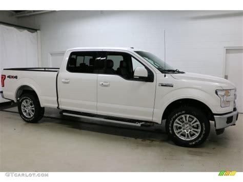 2016 white ford f150 2016 white platinum ford f150 lariat supercrew 4x4
