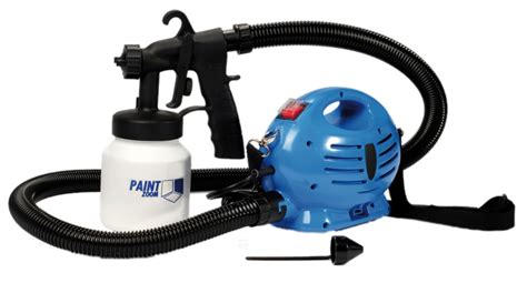 Paint Gun Spray Elektrik Alat Semprot Cat Portable Paint Zoom 50 paint zoom sprayer spray paint anything with