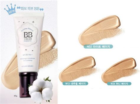 Etude Cotton Fit Bb review etude house precious mineral bb cotton fit
