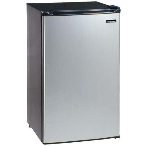 Fridge Mini 3 6 cu ft mini refrigerator magic chef brands