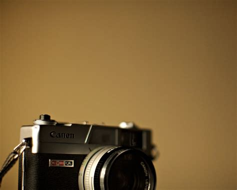 canon film camera life photography hd wallpaper preview