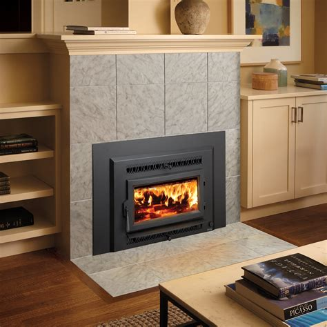 Small Fireplace Inserts by Fireplace Xtrordinair Small Flush Wood Hybrid Insert