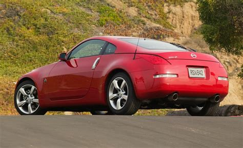 nissan 350z 2008 car and driver