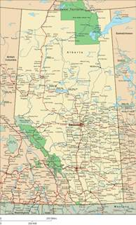 maps canada get directions canada map of alberta province pictures