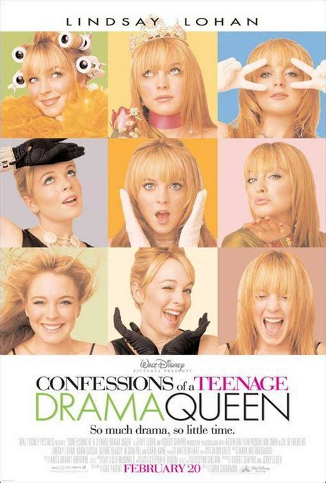 drama queen film cast confessions of a teenage drama queen 2004 filmaffinity