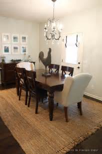 Rug In Dining Room by Pin By Sarah Spurrier Pew On Living Family Rooms Pinterest