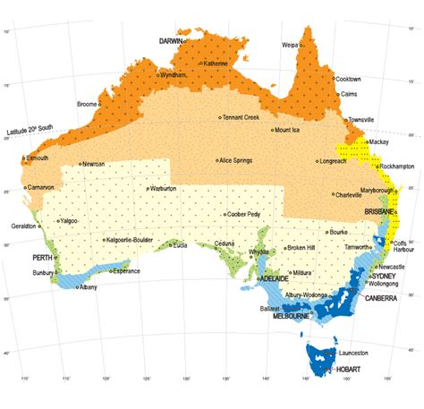 Home Designs Brisbane Qld by Australian Climate Zones Yourhome