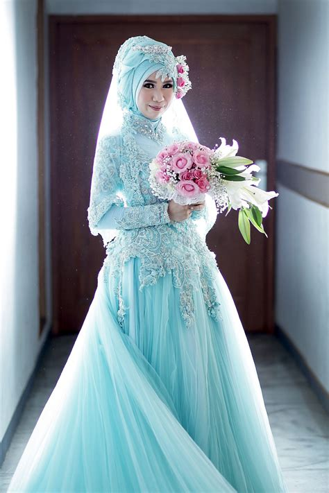 Tya Dress tya firman wedding oleh laksmi kebaya muslimah islamic