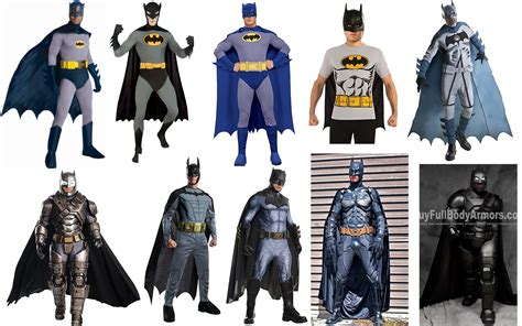 best batman top 10 best batman costumes for sale batman factor