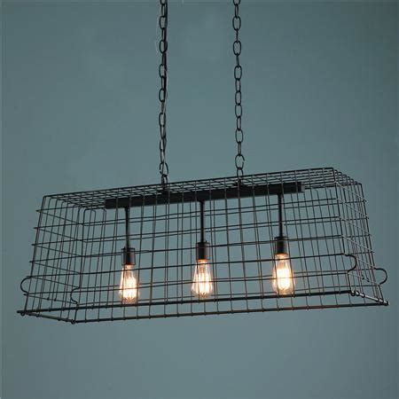 wired chandelier industrial wire chic island chandelier shades of light