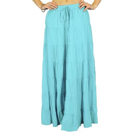 100 cotton wear indian skirt maxi skirt wear