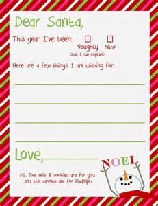 dear templates dear santa letter printable santa letter santa letter
