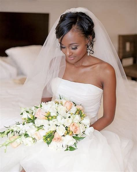 Black Wedding Hairstyles For Brides by 41 Wedding Hairstyles For Black To Drool 2018