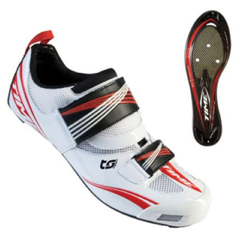 time bike shoes wiggle time ulteam tri carbon road cycling shoes tri shoes