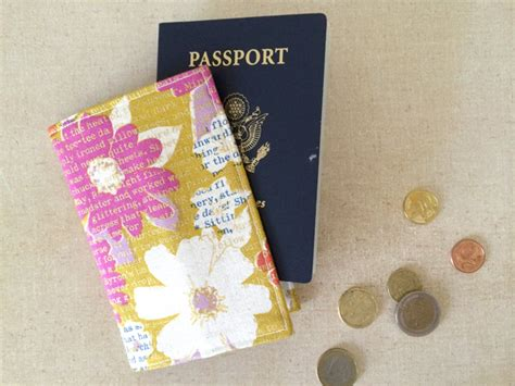 Ready Cover Passpor Edisi home away from home how to sew a passport cover