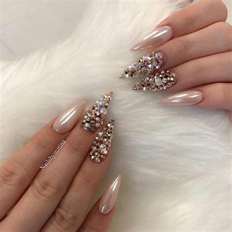 imagenes de uñas acrilicas botanic nails 17 mejores ideas sobre u 241 as acr 237 licas para boda en
