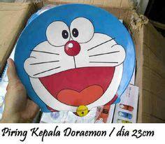 Piring Set Doraemon Melamin mangkuk tutup karakter bhn keramik harga 120 000