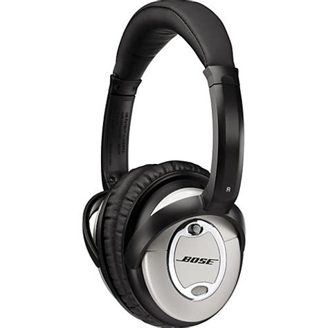 Bose Noise Cancelling by Bose Quietcomfort 15 Acoustic Noise Cancelling Headphones Musician S Friend