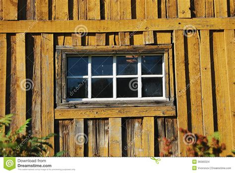 Small Shed Windows by Wooden Shed Window Stock Images Image 36565324