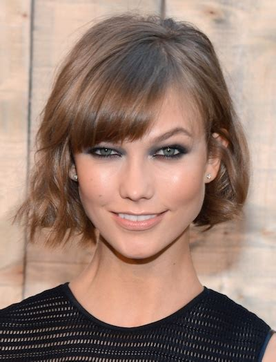 hairstyles with half bangs 20 amazing short hairstyles with bangs popular haircuts