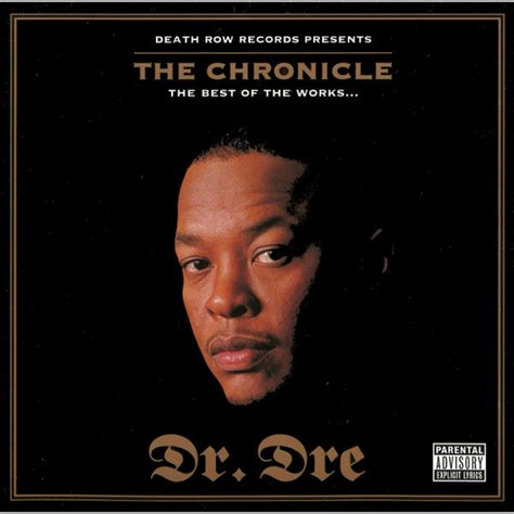 best of dr dre dr dre the chronicle the best of the works cd at