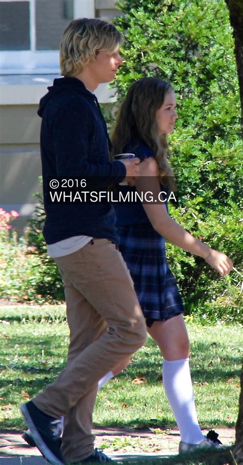 film up date ross lynch filming status update movie photos
