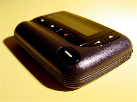 mobile pager pager beeper mobile communication schedule meeting