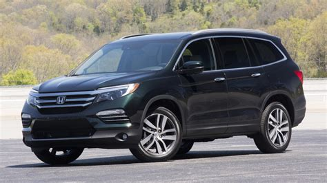 honda pilot redesign 2017 honda pilot redesign pictures rumors photos