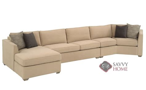Strata Fabric Chaise Sectional By Lazar Industries Is Angled Sofa Sectional