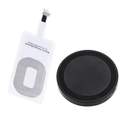 aggiungere ricarica wireless qi ad iphone