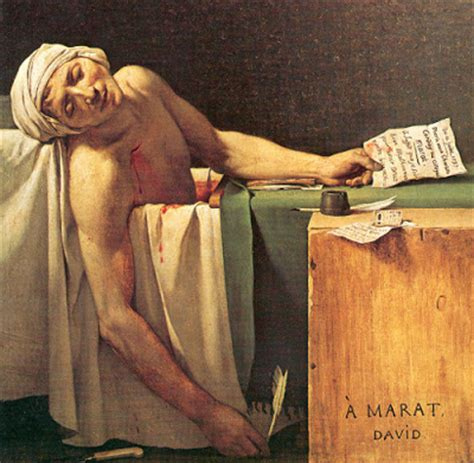 french revolution painting bathtub the calladus blog friday in the atelier quot the death of