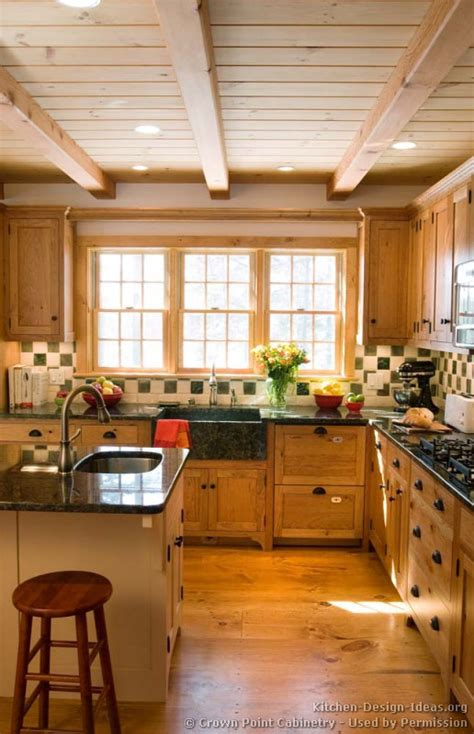 kitchen design ideas org early american kitchens pictures and design themes