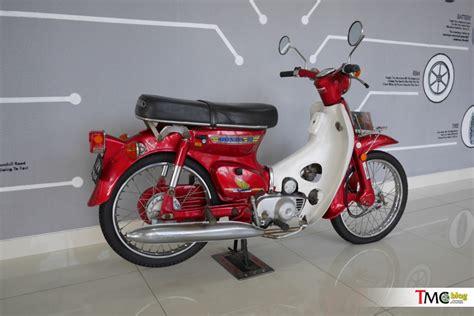 Keranjang Honda C70 galeri foto honda c70 pajangan mpm motor surabaya