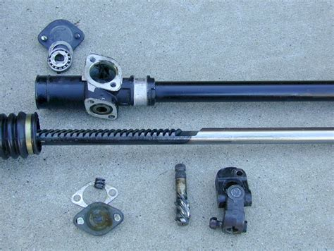 Rack And Pinion Damage by Pantera Steering Rack