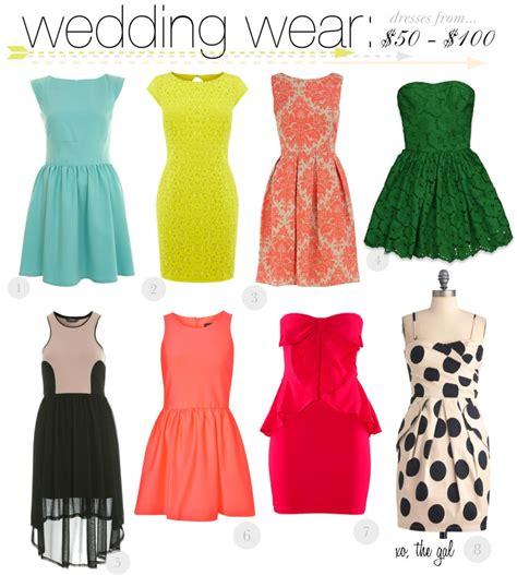 Dresses To Wear To A Wedding by A Fashion Gal A Fireman Wedding Wear