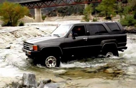 mercedes diesel toyota mercedes turbo diesel powered 1986 toyota 4runner bring