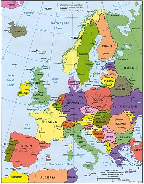 europe map germany maps map of europe germany