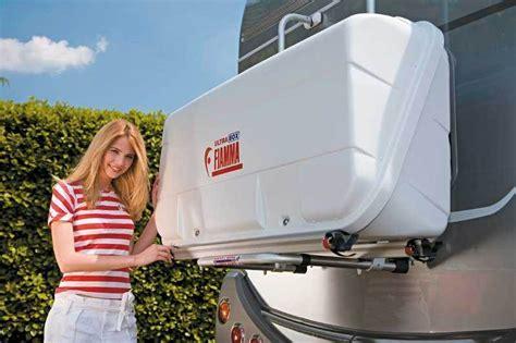 porte box auto coffre pour porte velo ultra box 360 litres