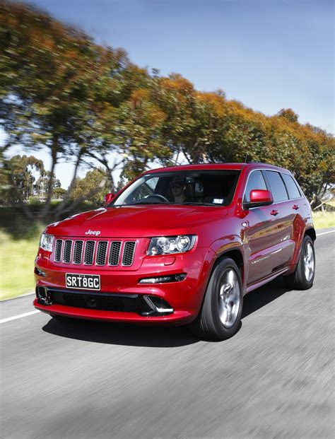 Jeep Srt8 Review Jeep Grand Srt8 Review Caradvice