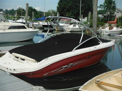 wakeboard boats for sale ct 2005 sea ray 220 select boat for sale 22 foot 2005 sea