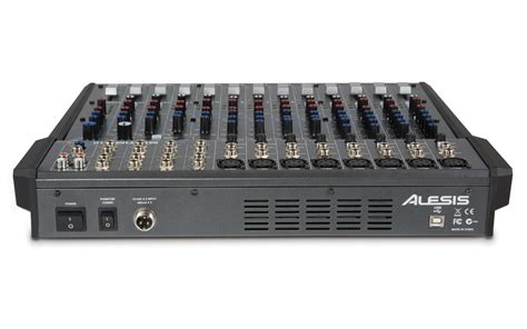 Mixer Audio 16 Channel alesis multimix 16 usb fx 16 channel mixer with effects and audio interface images